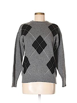 Rafaella Wool Pullover Sweater Size S