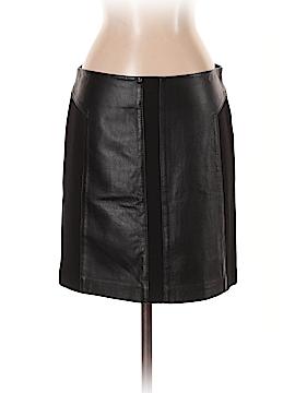 BB Dakota Leather Skirt Size 4