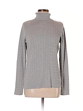 D&Co. Turtleneck Sweater Size M
