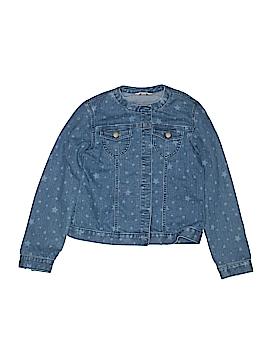Lands' End Denim Jacket Size 14