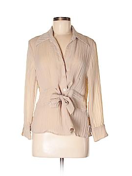 Rafael 3/4 Sleeve Blouse Size M