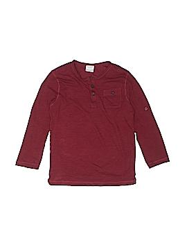 Zara Long Sleeve Henley Size 7