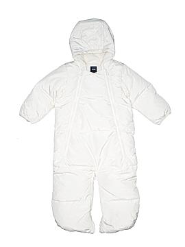 Baby Gap One Piece Snowsuit Size 3-6 mo
