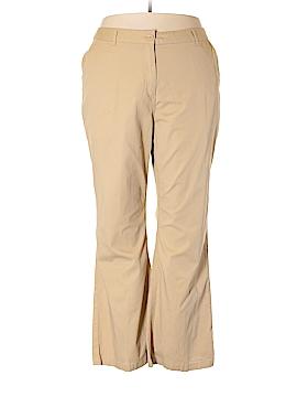 Ellos Khakis Size 24 (Plus)