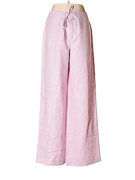 Linda Allard Ellen Tracy Linen Pants Size 10