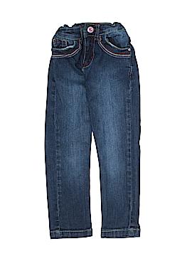 Pink & Blue Jeans Size 5 - 6