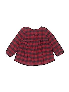 Zara Short Sleeve Blouse Size 2 - 3