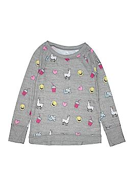 Justice Sweatshirt Size 14