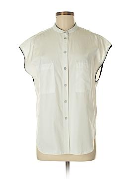 Rag & Bone Short Sleeve Button-Down Shirt Size M