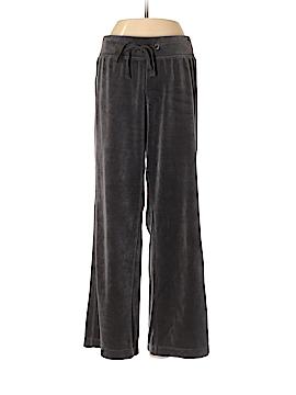 Eddie Bauer Velour Pants Size M (Petite)