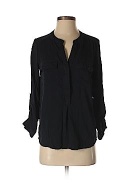 Dalia Long Sleeve Button-Down Shirt Size XS