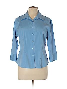 DCC 3/4 Sleeve Blouse Size L