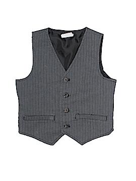 Crazy 8 Tuxedo Vest Size 4