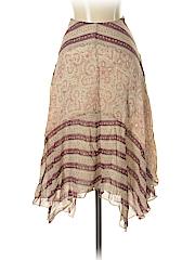 The Limited Women Silk Skirt Size 4
