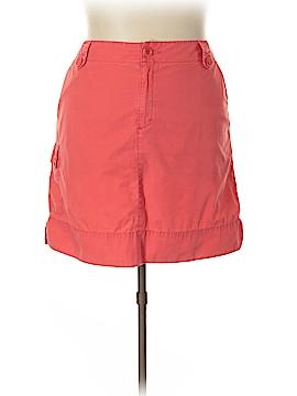 Eddie Bauer Casual Skirt Size 18 (Plus)