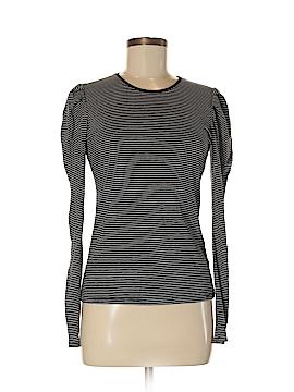 Zara Basic Long Sleeve T-Shirt Size M