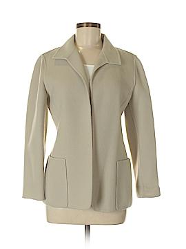 Linda Allard Ellen Tracy Wool Blazer Size 6