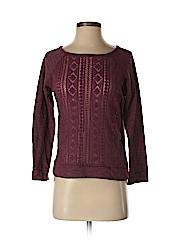 Rewind Women Pullover Sweater Size S