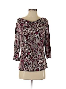 DressBarn 3/4 Sleeve Blouse Size S (Petite)