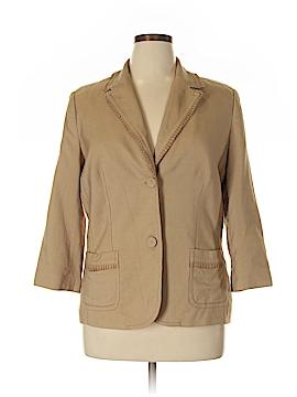 Liz Claiborne Silk Blazer Size 16