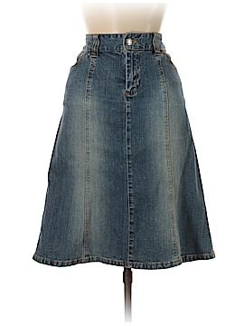 MICHAEL Michael Kors Denim Skirt Size 4