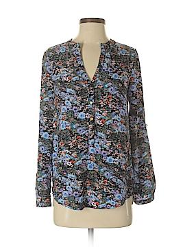 Pim + Larkin Long Sleeve Blouse Size XS