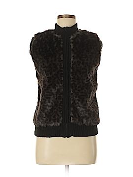Love Lola Faux Fur Vest Size S