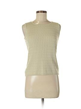 Laura Ashley Silk Pullover Sweater Size M