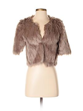 BCBGeneration Faux Fur Jacket Size XS