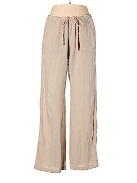 Per Se By Carlisle Linen Pants Size 14