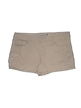 Faded Glory Cargo Shorts Size 18 (Plus)