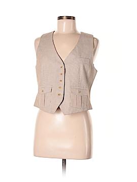 Talbots Tuxedo Vest Size 6