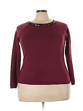 Lane Bryant Pullover Sweater Size 18/20 Plus (3) (Plus)