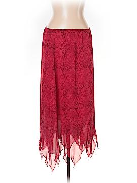 Chico's Design Silk Skirt Size XL (3)