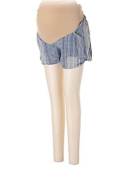 A Pea in the Pod Denim Shorts Size 30 (Maternity)
