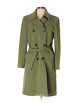 Calvin Klein Wool Coat Size L