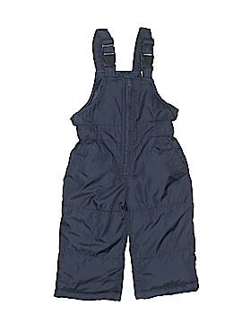 OshKosh B'gosh Snow Pants With Bib Size 12 mo