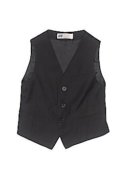 H&M Tuxedo Vest Size 2 - 3
