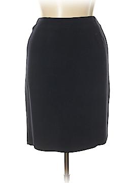 Preston & York Silk Skirt Size 14
